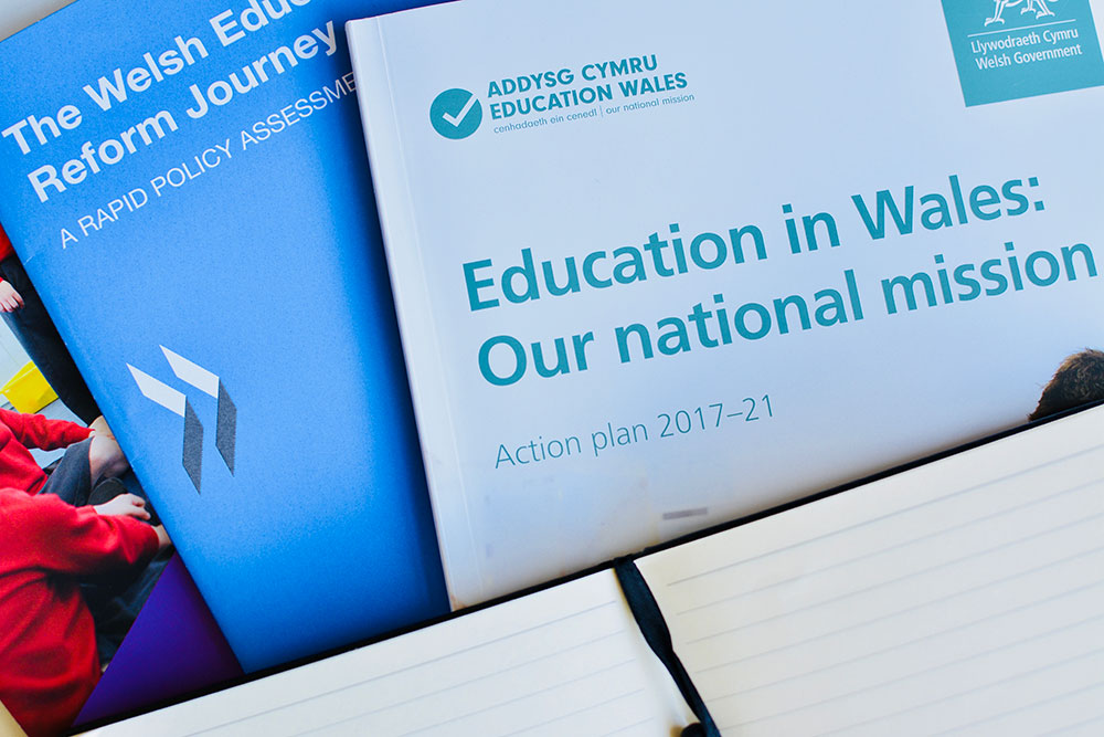 Education in Wales - Our National Mission